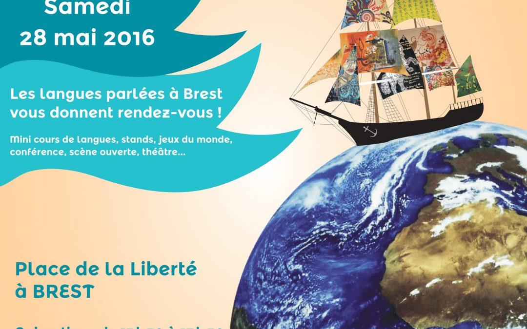 Fête des Langues 2016