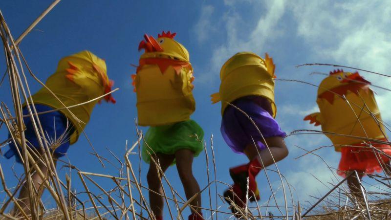 Ciné-corps explore la Chine – Vidéodanses