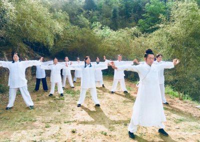 Cours de Qigong 气功
