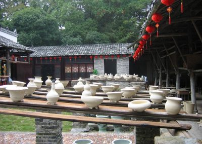 Techniques, traditions et culture de la porcelaine à Jingdezhen