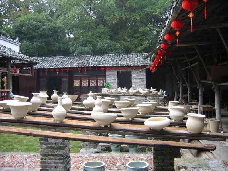 Techniques, traditions et culture de la porcelaine à Jingdezhen