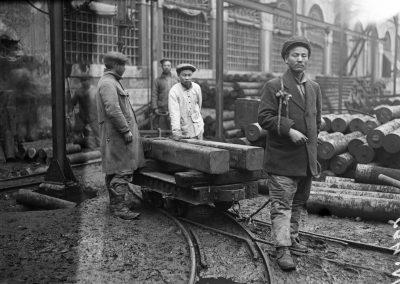 Les Chinois en France dans la Grande Guerre