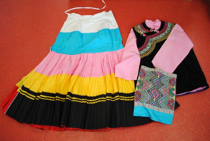 Costumes des minorités