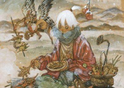 Le Manhua chinois, une bande dessinée singulière