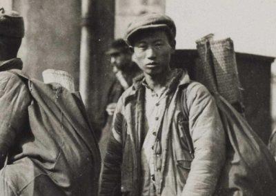 140 000 Chinois pour la Grande Guerre