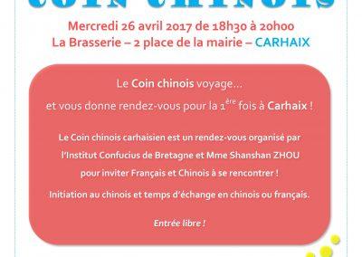 Coin Chinois à Carhaix