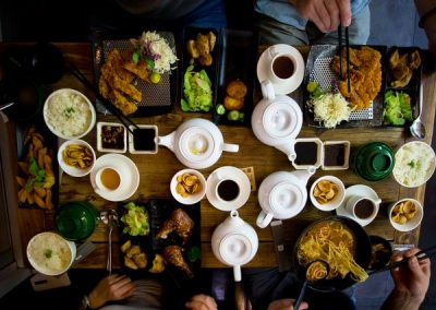 Cours de Cuisine Chinoise 2014-2015