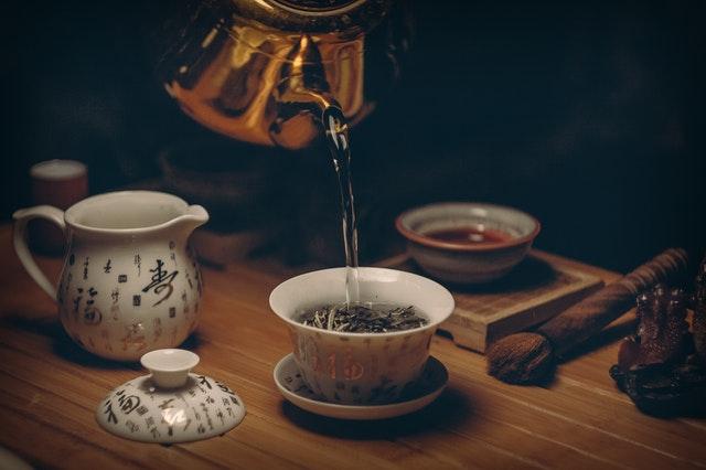 Initiation à la cérémonie du thé chinoise