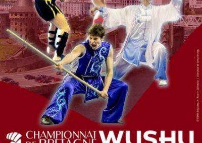 Championnat de Bretagne WUSHU