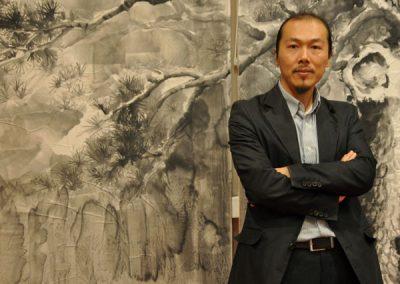 Origines – Peintures de paysage de Wang Chunyu
