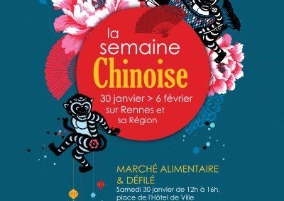 SEMAINE CHINOISE 2017