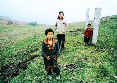 Les trois soeurs du Yunnan