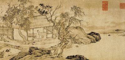 les significations du paysage en Extrême-Orient : « motifs littéraires et picturaux en Chine»
