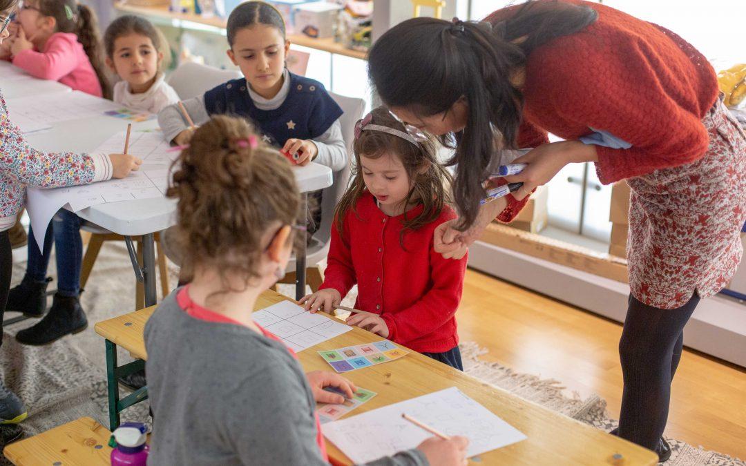 Ateliers culturels pendant les vacances 26 au 27 avril 2018