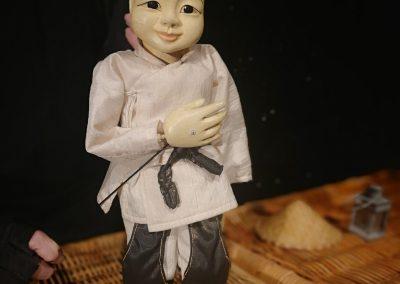 Spectacle de marionnette «Tao, pêcheur de lune »