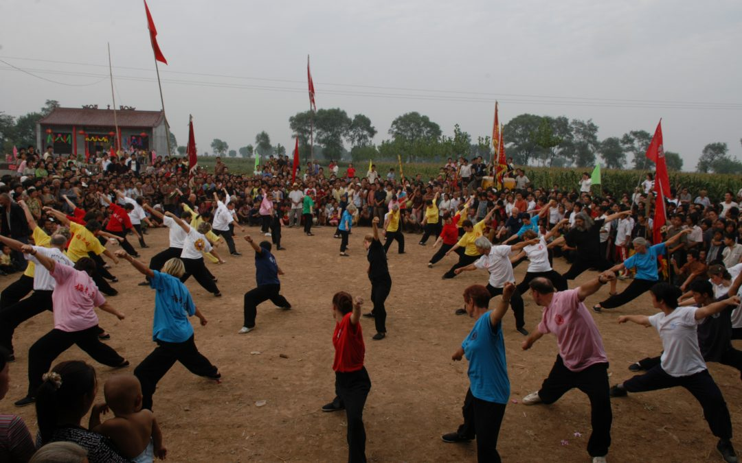 Meihuazhuang et Taishan – 30 mars 2019