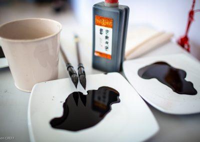 Cours de peinture et calligraphie 2020-2021
