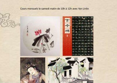 Cours Peinture & Calligraphie 2019-2020