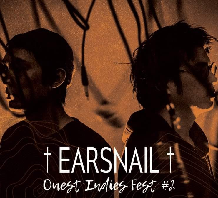 Earsnail à l'Arena Café