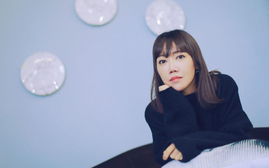 Rencontre avec Zhang Yueran 张悦然见面会  8/10/2019 – 18h