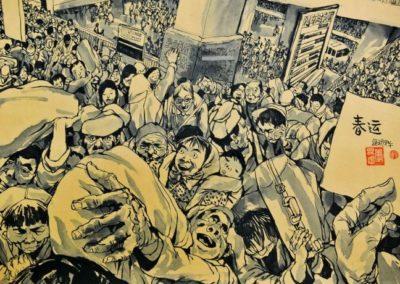 LI Kunwu, dessinateur BD – 23/11/2019 à 17h
