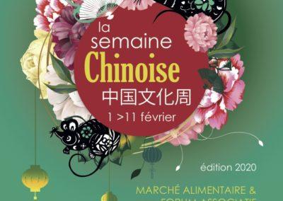 SEMAINE CHINOISE 2020 – 1 au 11 février