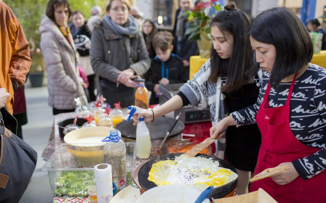 Divines cuisines: Atelier de dégustations 14/03/2020