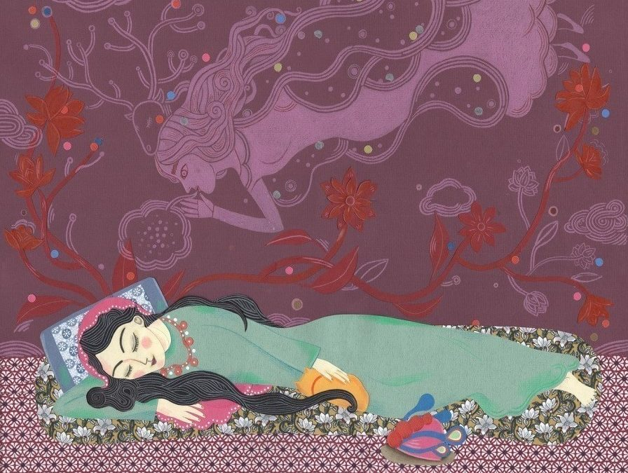 Atelier avec l'autrice-illustratrice Wang Yi 21/03/2020