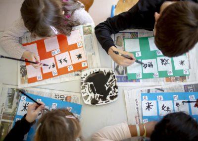 Cours de chinois pour les enfants 2020-2021