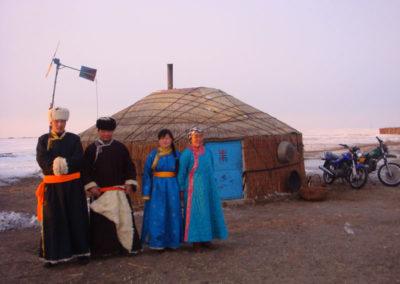 De la steppe à la taïga : nomadisme, environnement et rituels chez les Evenks
