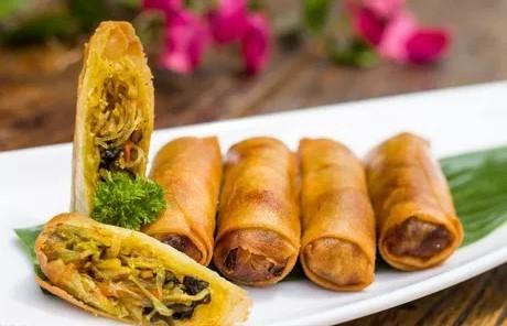 Concours de cuisine chinoise: Rouleaux de printemps Avril 2021