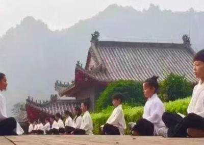 Stage enfants peinture chinoise et arts martiaux