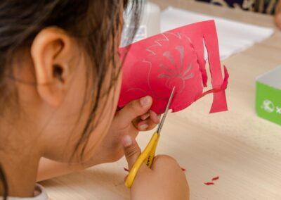 Journée atelier créatif  Vacances La Toussaint